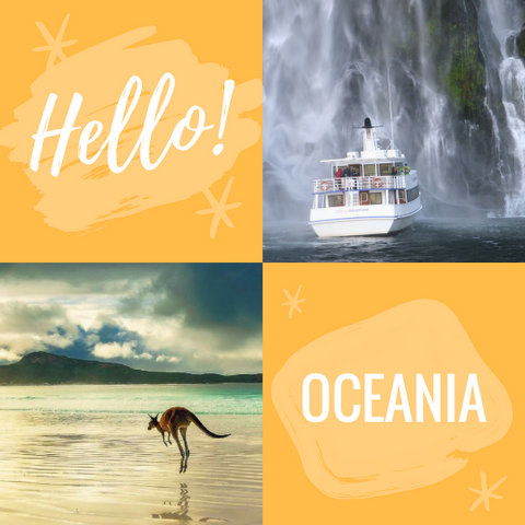 Location of the month - Oceania
