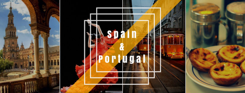 Plan your Spain & Portugal holiday!
