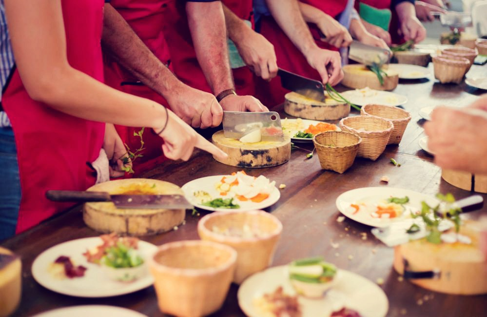 Top Food experiences in India