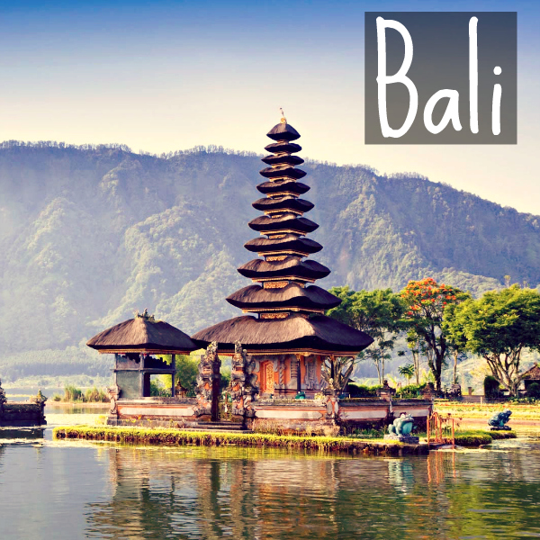 Location of the month - Bali